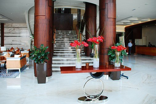 Hotel, Reception, Input Range, Reception Hall, Check-in