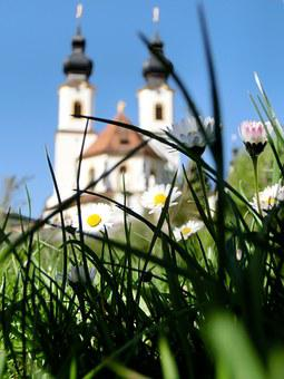 Daisy, Aschau, Chiemgau, Church, Architectural Style