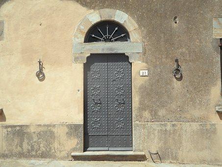 Door, Input, Wall, House Entrance, Input Range