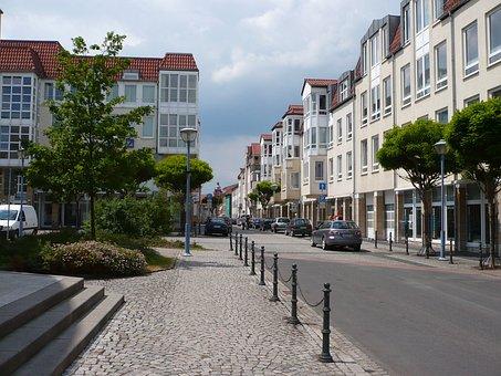 Gotha, Stadtmitte, Hutten Place, Residenzstadt