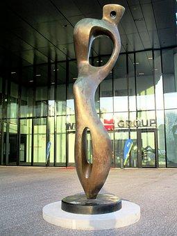 Sculpture, Bronze, Input Range, Art, Figure, Symbol