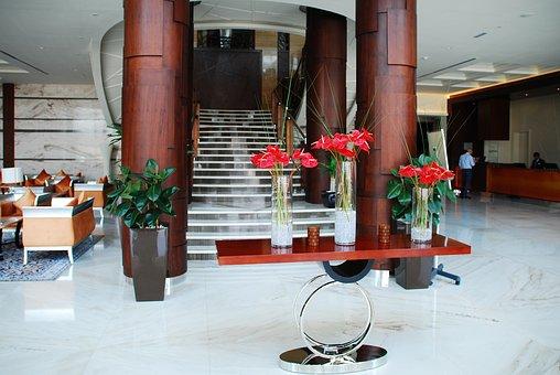 Hotel, Reception, Input Range, Reception Hall, Check-in