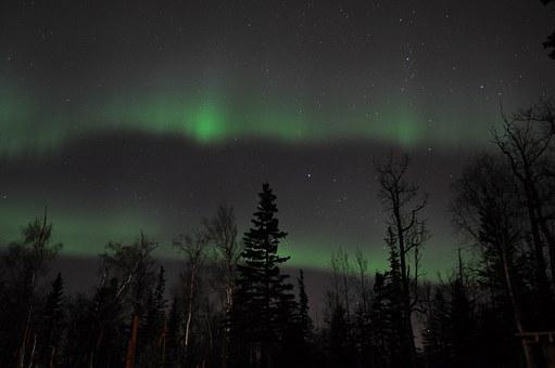 Aurora Borealis, Northern, Sky, Lights, Stars, Magic