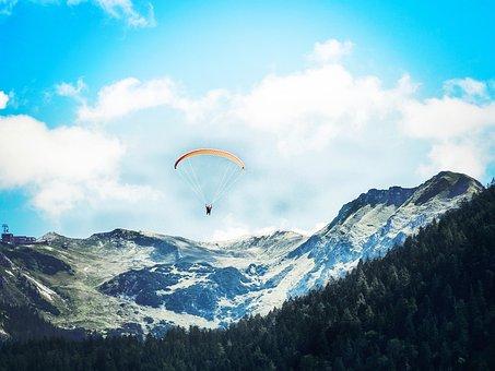 Allgäu, Mountains, Panorama, Landscape, Alpine, Snow