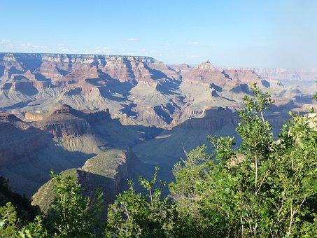 Grand Canyon, Green, Canyon, Grand, National, Park
