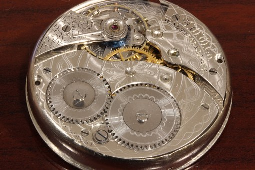 Clockwork, Watch, Parts, Pocket Watch, Inside Watch