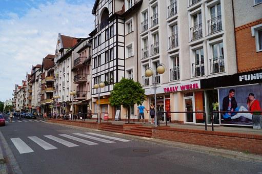 Old Town, Kolobrzeg, Kołobrzeg, Poland, Historically