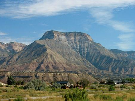 Utah, Rock, Landscape, America, Desert, Nature, Canyon