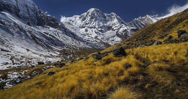 Mountain, Snow, Altitude, Outdoor, Peak, Range, Scenery