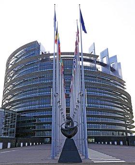 European Parliament, Strasbourg, Architecture