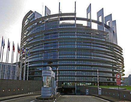 European Parliament, Strasbourg, European Union, Eu, Ue