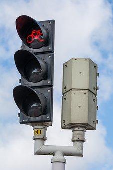 Traffic Light, Traffic Lights, Crossing, Danger, Sign