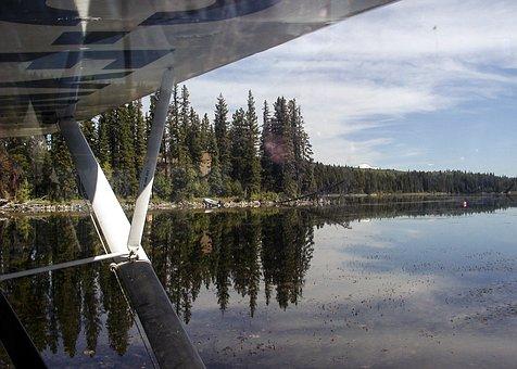 Spout Lake, British Columbia, Canada, Water, Lake