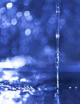 Splash, Water, Drip, Blue, Faucet, Liquid, Clean, Drop
