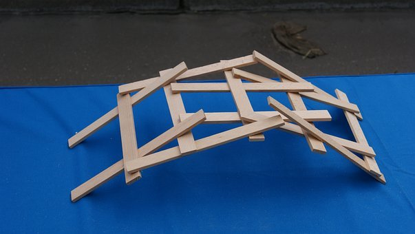 Balance, Wooden Toys, Legematerial, Wood, Play
