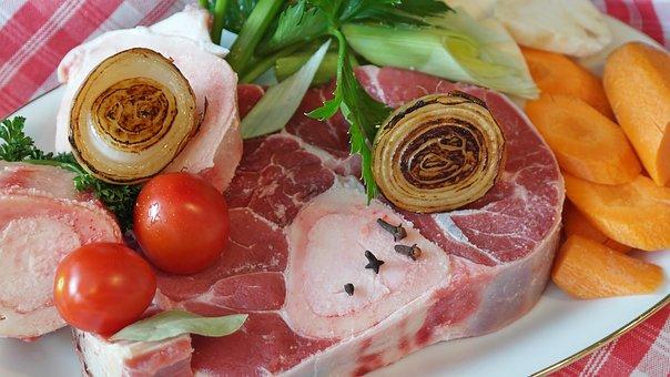Beef, Meat, Soup, Bouillon, Beef Soup, Bone, Marrowbone