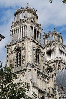 Orleans, Loiret, Church