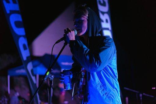 An Event, Night Event, Singer, Man Singer