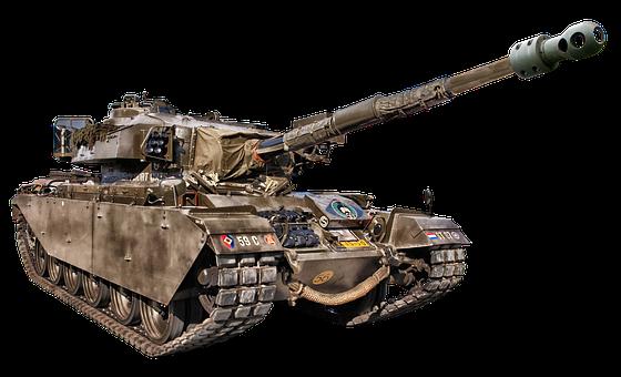 Tank, Panzer, Battle Tank, Gun, Military Equipment