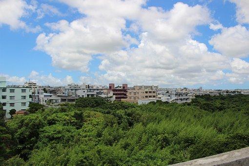 Sky, Cloud, Okinawa Prefecture, Use Schema Art Museum