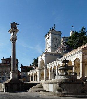 Friuli, Udine, Piazza Della Libertà, Italy