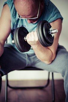 Training, Weightlifting, Gym, Health, Lifestyle, Sport