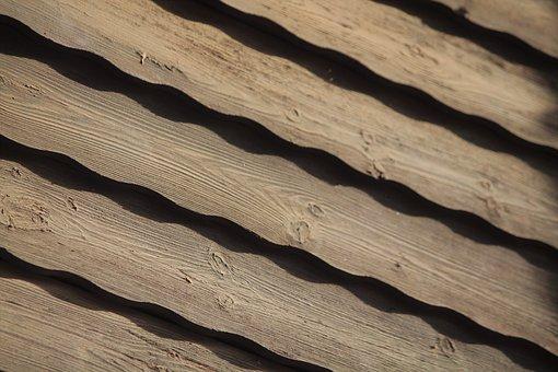 Texture, Design, Wood, Deck, Pattern, Fall, Autumn, Old