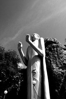 พระ, Buddha Statue, A Pilgrimage, Art, Statue