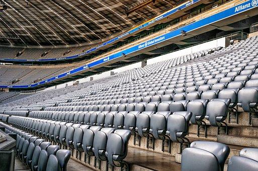 Stadium, Arena, Football, Allianz Arena, Bayern Munich