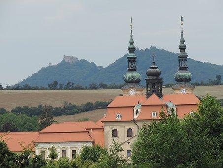 Velehrad, Buchlov, Church, Castle