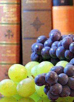 Grapes, Fruit, Sweet, Vines, Bunch Of Grapes, Violet