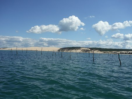 Sea, Arcachon Basin, Dune