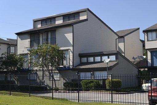 Houston Texas Apartment Complex, Duplex, Apartments