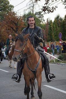 Equestrian, Man, Horse, History, Rider, Horseback