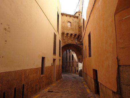 Palma, Mallorca, Old Town