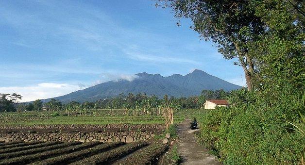 Bogor, Mount Salak, Village