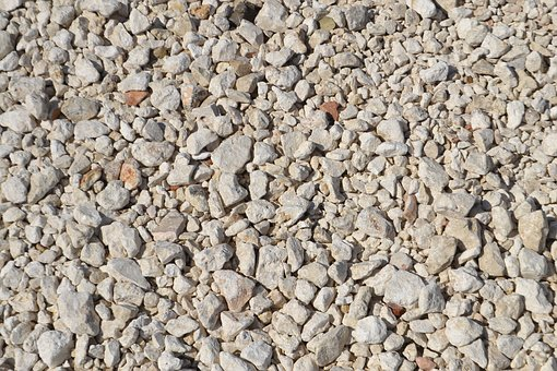 Rocks, Gravel, Tan, Stone, Material, Pebble, Texture