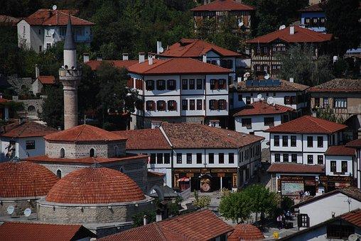 Safranbolu, Karabük City, Houses