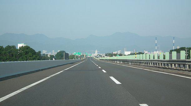 High Speed Road, Get On The Expressway, Sapporo