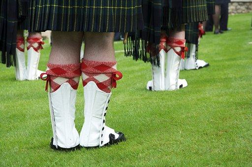 Kilt, Scotland, Scots, Skirt, Veteran, Military