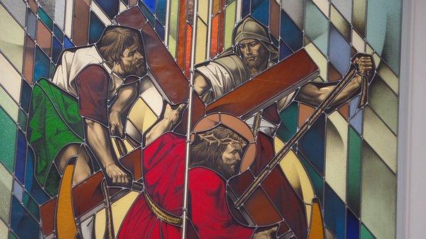 Stain Glass, Art, Church