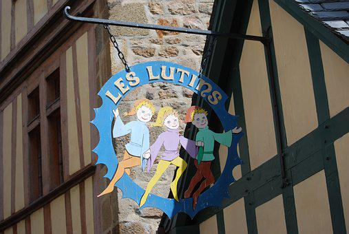 Tourism, Trade, Mont Saint Michel, Architecture, Trader