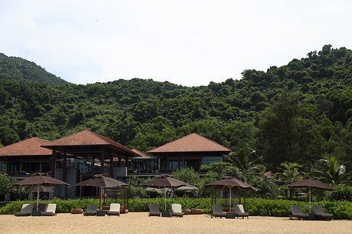 Vietnam, Beach, Angsana Franco