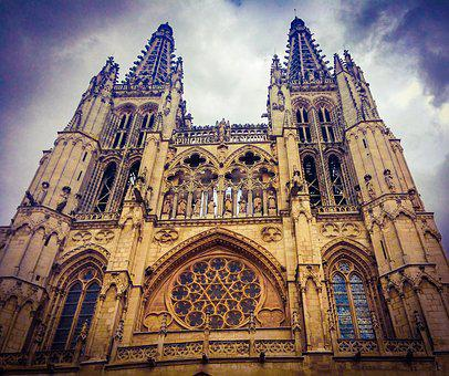 Burgos, Monument, Europe, Travel, Architecture, Spain