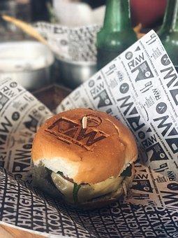 Burger, Food, Fast Food, Eat