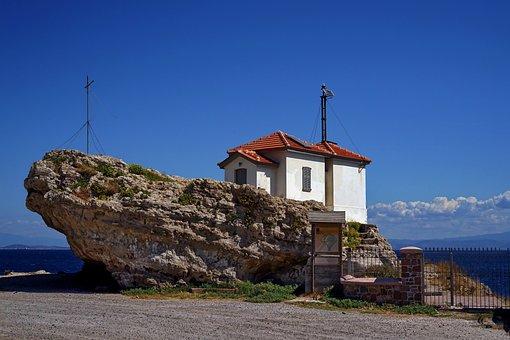 Islands, Greece, Sea, Travel, Vacation, Landscape