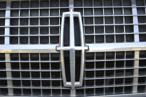Lincoln Mkz, Grill, Car, Front, Metal, Iron, Steel