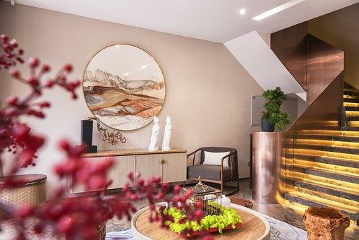 Sample Room, Home, Living Room