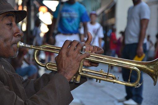 Musician, Cuba, Latin, Instrument, Music, Player