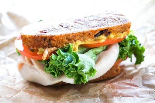 Breakfast, Burger, Food, Lunch, Hamburger, Sandwich